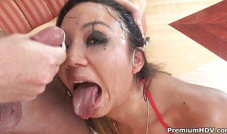 Técnica milagrosa para chupar extremidades que son demasiado perezosas para masturbarse con sus manos, este dispositivo veteranas penetradas hará masturbación