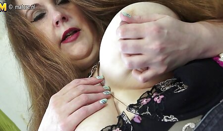 Chick Dryutka veteranas infieles xxx para dos en la sala de calderas con hermosas tetas y vagina suave